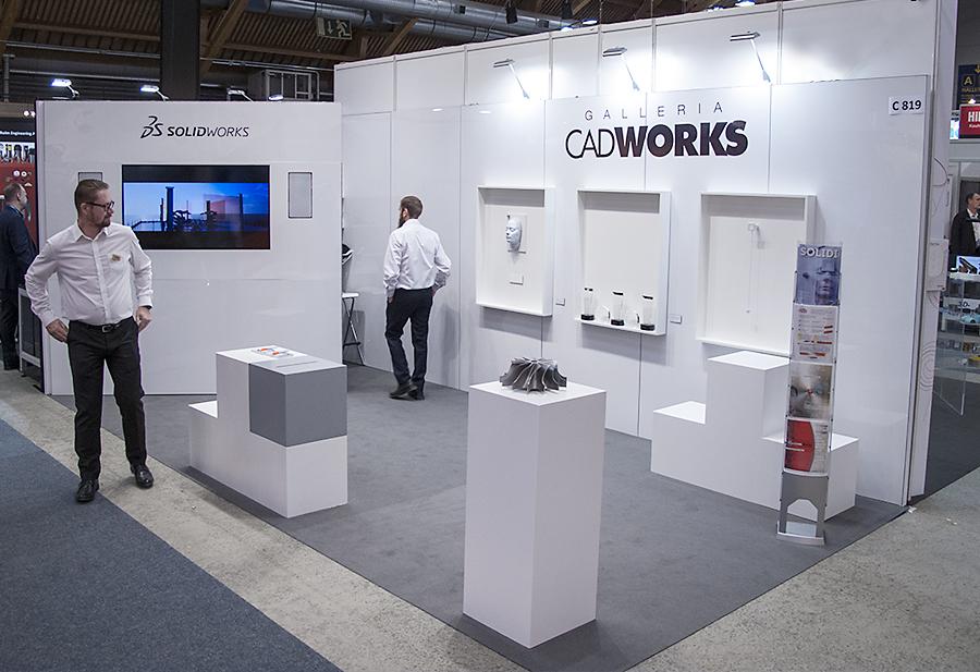 CadWorks, Alihankinta 2018