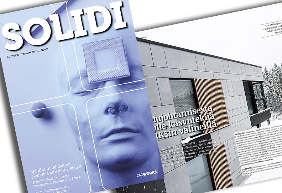CadWorks, Solidi 2018